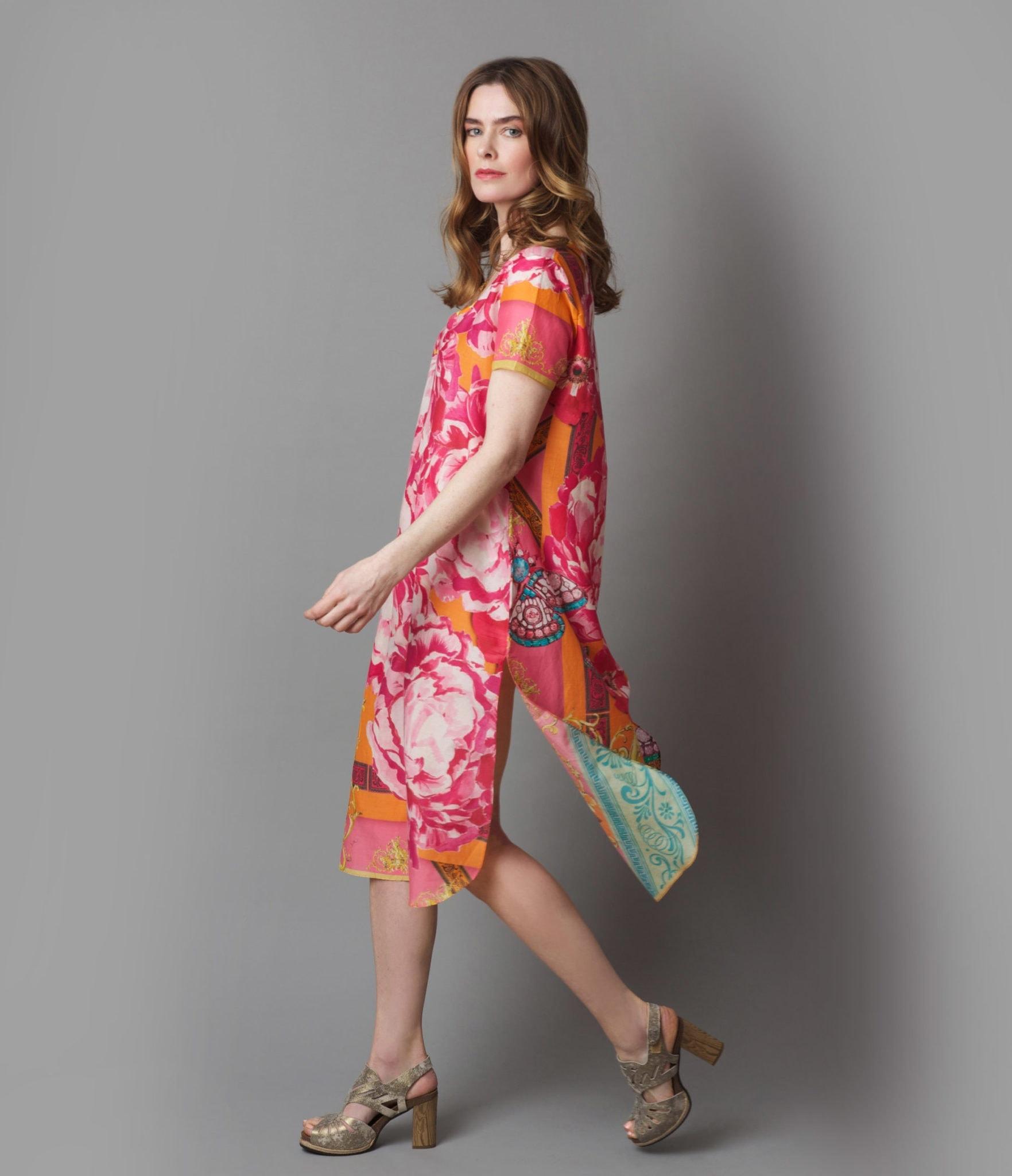 Susannagh Grogan Holiday Tunic Dress
