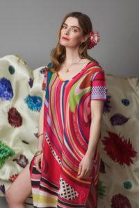 Susannagh Grogan Red swirls 2