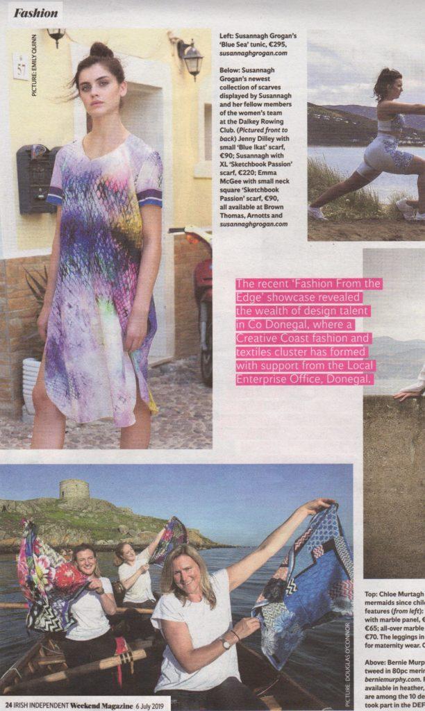 Susannagh Grogan Weekend Independent Magazine