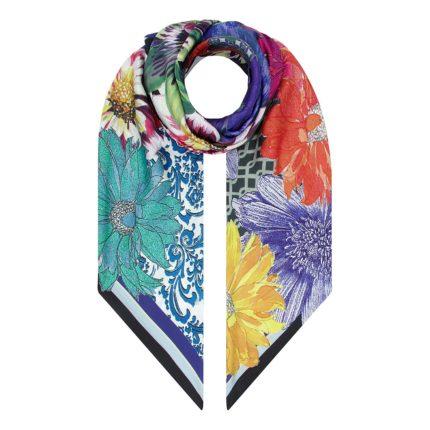 Sillk scarf Susannagh Grogan
