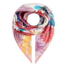 ❤ Pink Classic Scarf