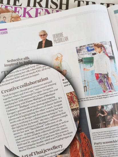 Creative Collaboration | Irish Times