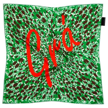 Grá Silk Scarf from Susannagh Grogan Empowerment Collection scarves
