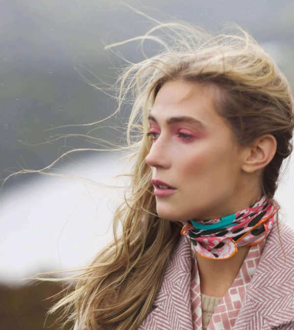 Susannagh Grogan Scarves | Láidir or Extraordinary scarf