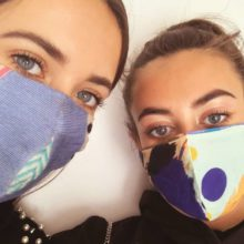 2 Face Masks