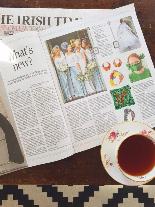 What's New? Irish Times Magazine