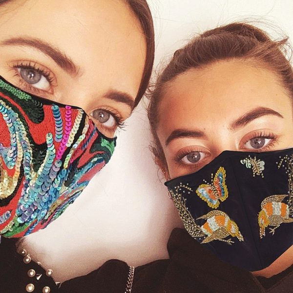 Luxury Face Masks | Susannagh Grogan Scarves
