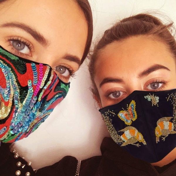 Susannagh Grogan Scarves - face masks